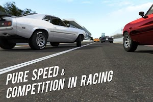 Screenshot of Real Race: Asphalt Road Racing