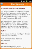 Screenshot of MyPlace Temples Karnataka