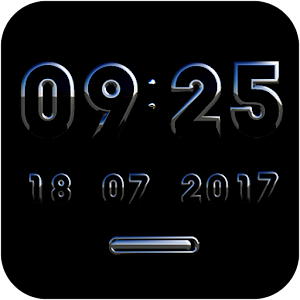 Sakato DIGITAL ALARM WIDGET