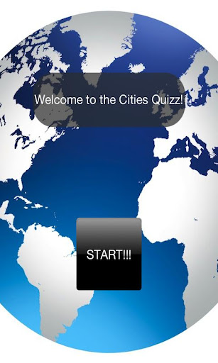 Cities Quiz