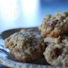 Cranberry Raisin Oatmeal Cookies