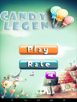 Screenshot of Candy Legend