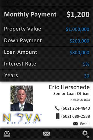 玩商業App|Herschede Mortgage Calculator免費|APP試玩