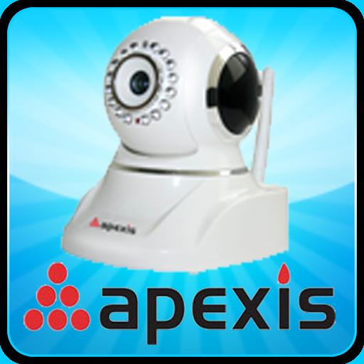 IP Camera Control for Apexis 生產應用 App LOGO-硬是要APP