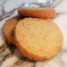 Honey Coriander Shortbread