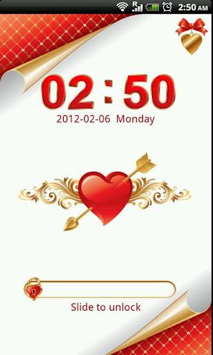 GO Locker Be Mine Valentine