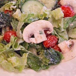 Broccoli Romaine Salad Recipes