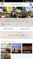Screenshot of Ho Chi Minh City Guide