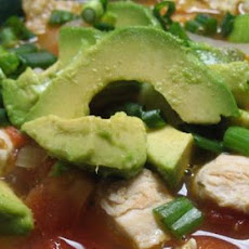Rachael Ray Chicken Fajita Tortilla Soup
