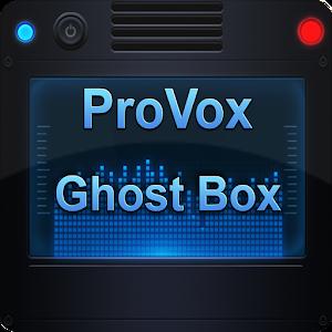 Cover art ProVox Ghost Box