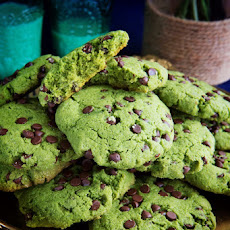 Soft Batch Green Tea Cookie
