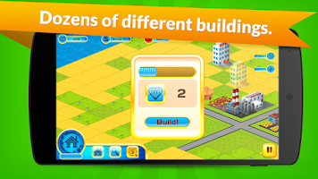 Screenshot of Business Island Empire