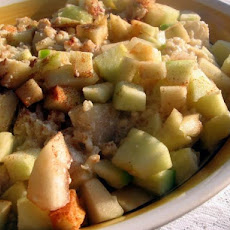 Brown Rice Pudding With Apples and Pears (Ww Core Plus)