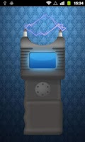 Screenshot of Electric Baton Simulation