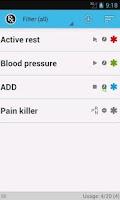 Screenshot of Your Medicine 1-2-3 free
