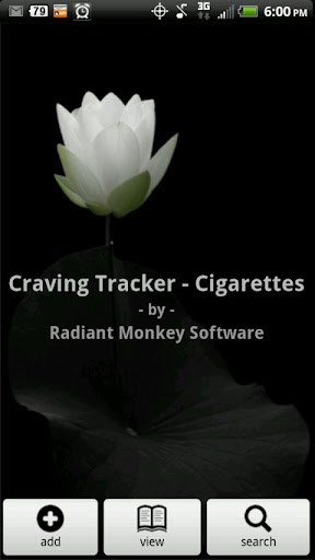 Craving Tracker - Cigarettes