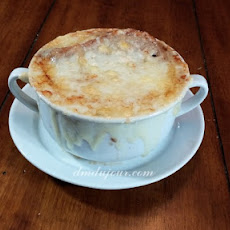 Spiced Up French Onion Soup