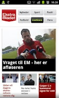 Screenshot of Ekstra Bladet