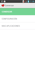 Screenshot of Cosas de chicas