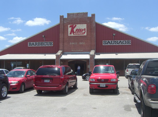 Kreuz Market in Lockhart, Texas