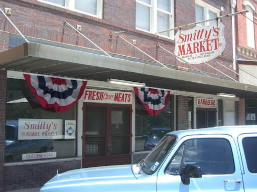 Smittys Market in Lockhart, Texas