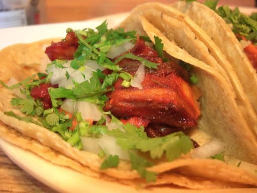 Taco Al Pastor at Rosita's
