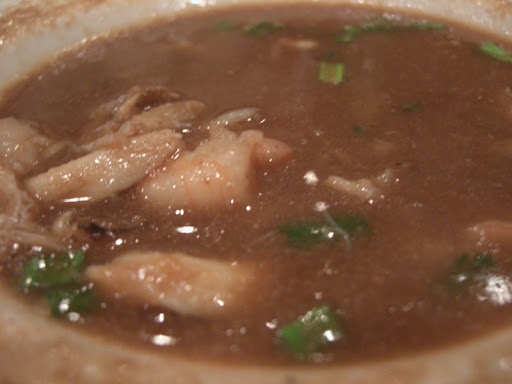 Seafood Gumbo at Don's Seafood Hut