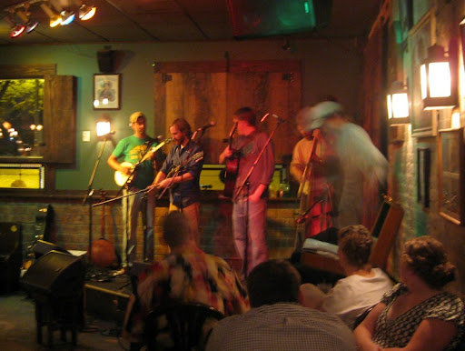 Band at Jack of the Wood