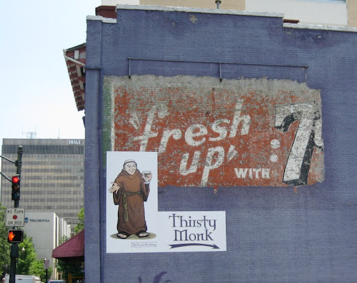 Thirsty Monk in Asheville, North Carolina