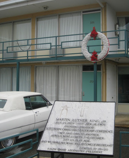 Martin Luther King Jr.'s Room at the Lorraine Motel