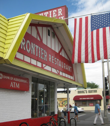Frontier in Albuquerque, New Mexico