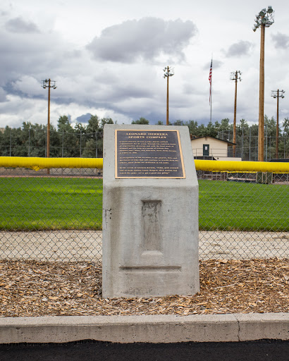 Leonard Herrera Memorial Plaque