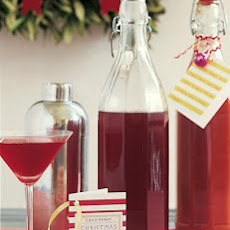 Cranberry Cocktail Mixer