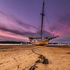 surut by Dek . - Landscapes Sunsets & Sunrises