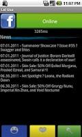 Screenshot of Lol server status EU