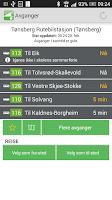 Screenshot of VKT Reise