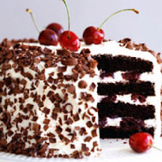 Easiest Black Forest Cake