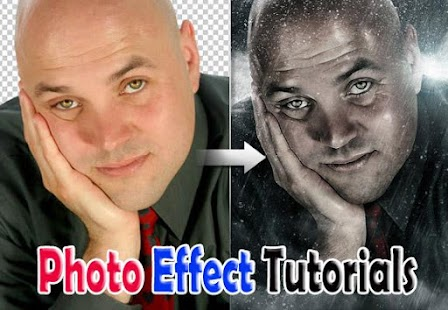 Photo Effect Tutorials - screenshot