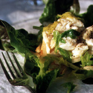 Crab Salad with Two Celeries