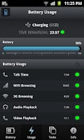 Screenshot of Simple Battery Saver