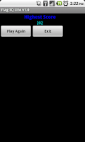 Screenshot of Flag IQ Lite