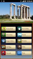 Screenshot of Athens Offline Travel Guide