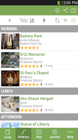 Screenshot of New York Travel Guide – mTrip