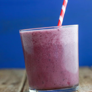 Dr. Oz's Total 10 Berry Smoothie
