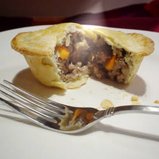 Double Crust Meat Pie Recipes