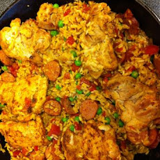 Spanish Chicken and Rice