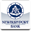 Newburyport Five MobileBanking icon