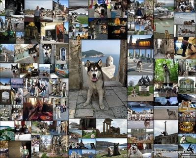 Europe Spring 2007 Collage