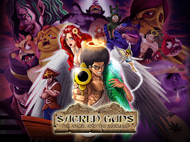 Screenshot of Sacred Guns
