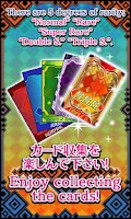Screenshot of CARD COLLECT